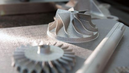 Impact of 3D Printing in Automotive Industry