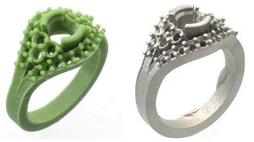 3d printing for jewelry