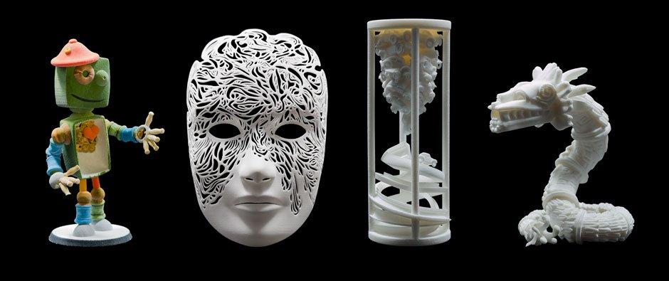 3D print models