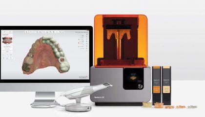 3d Printing Solution for Dental Lab
