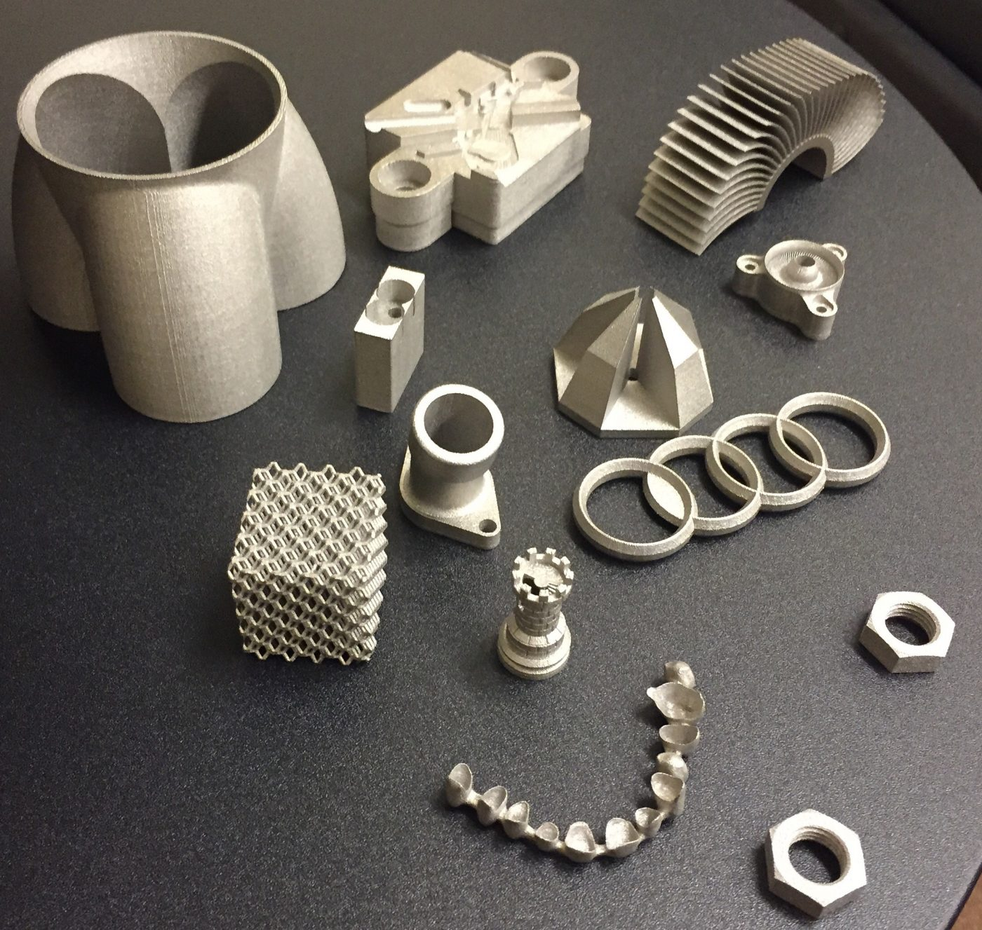 Brass 3D Printing
