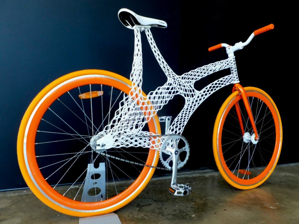 3D Printed Bicycle