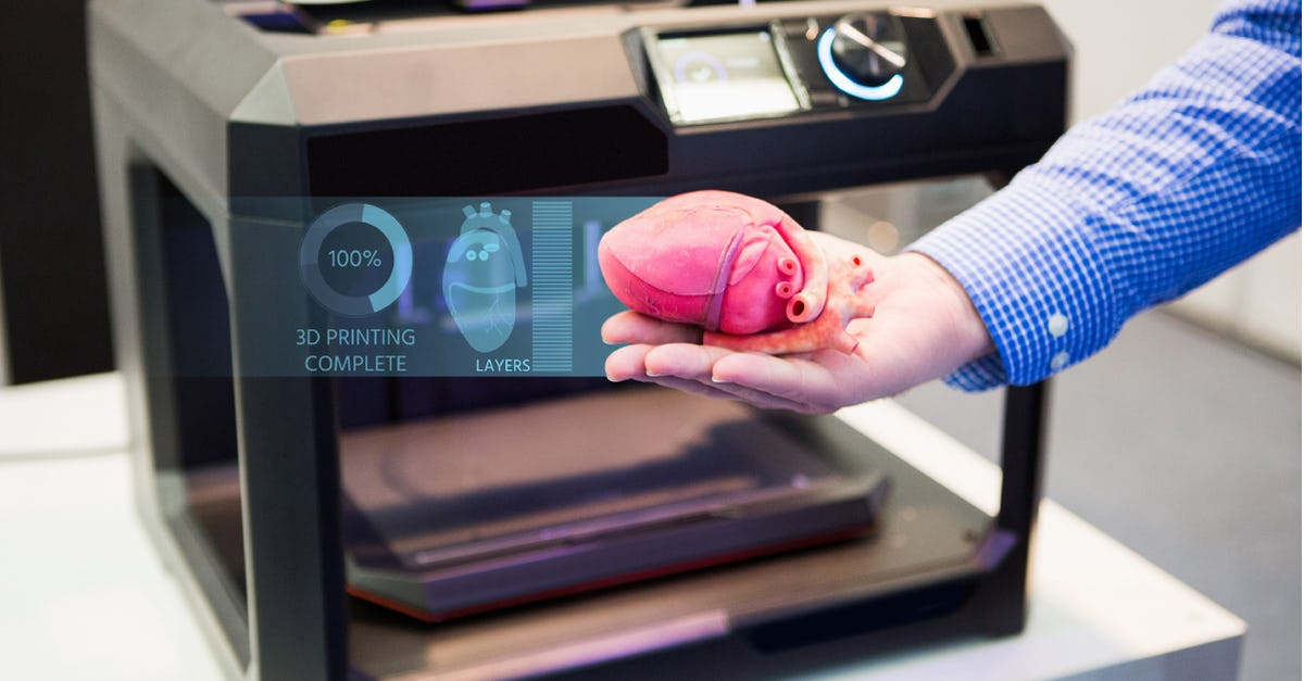 3D Printing Medical Industry