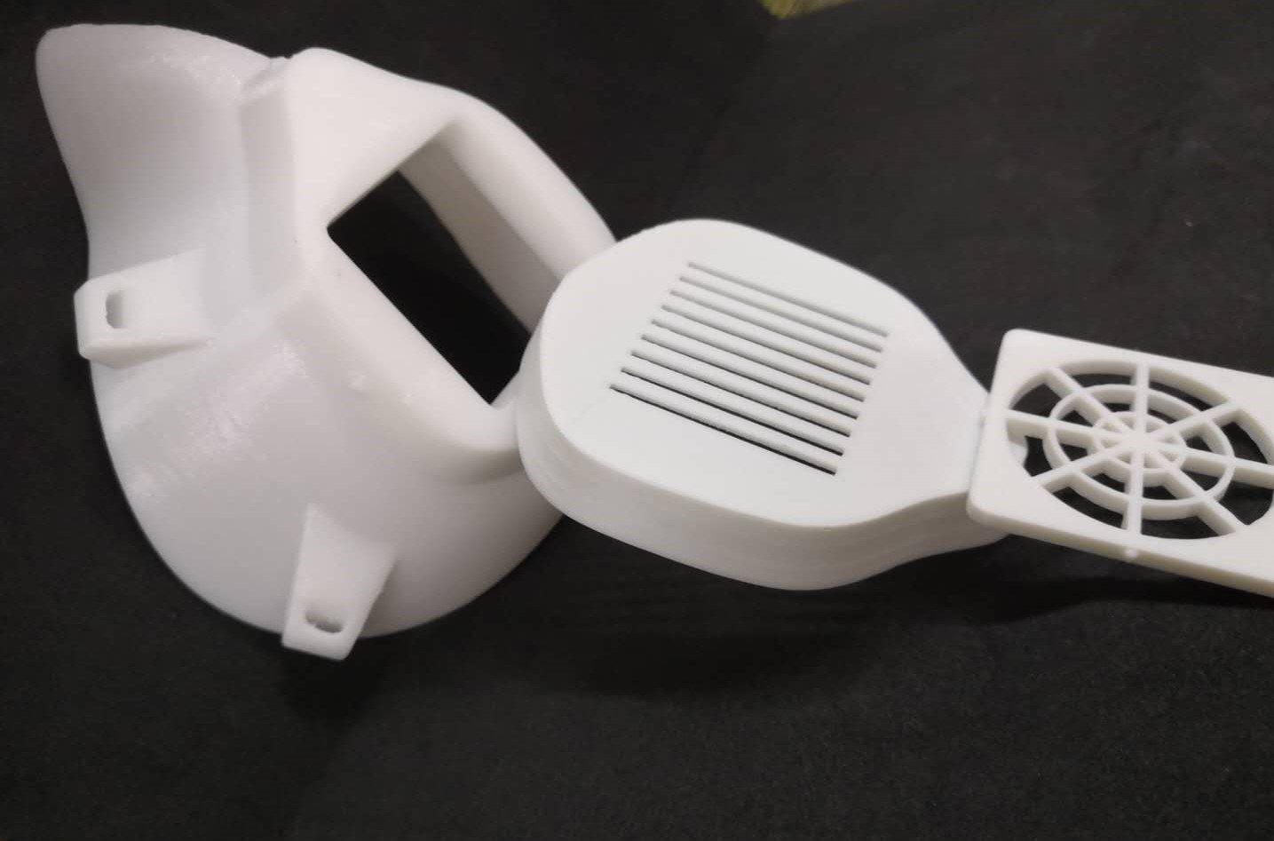 3D Printing Medical Mask