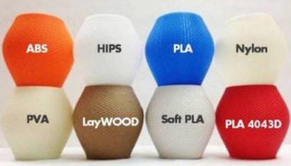 Material for Plastic 3D Printing