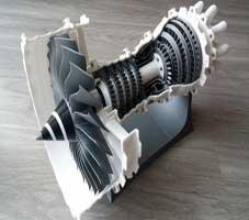 3d Printed FDM gear at Zeal3d