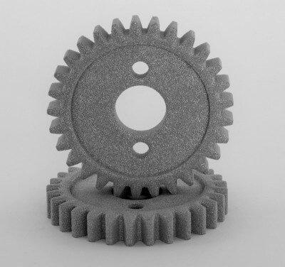 Alumide (SLS) 3d Printing
