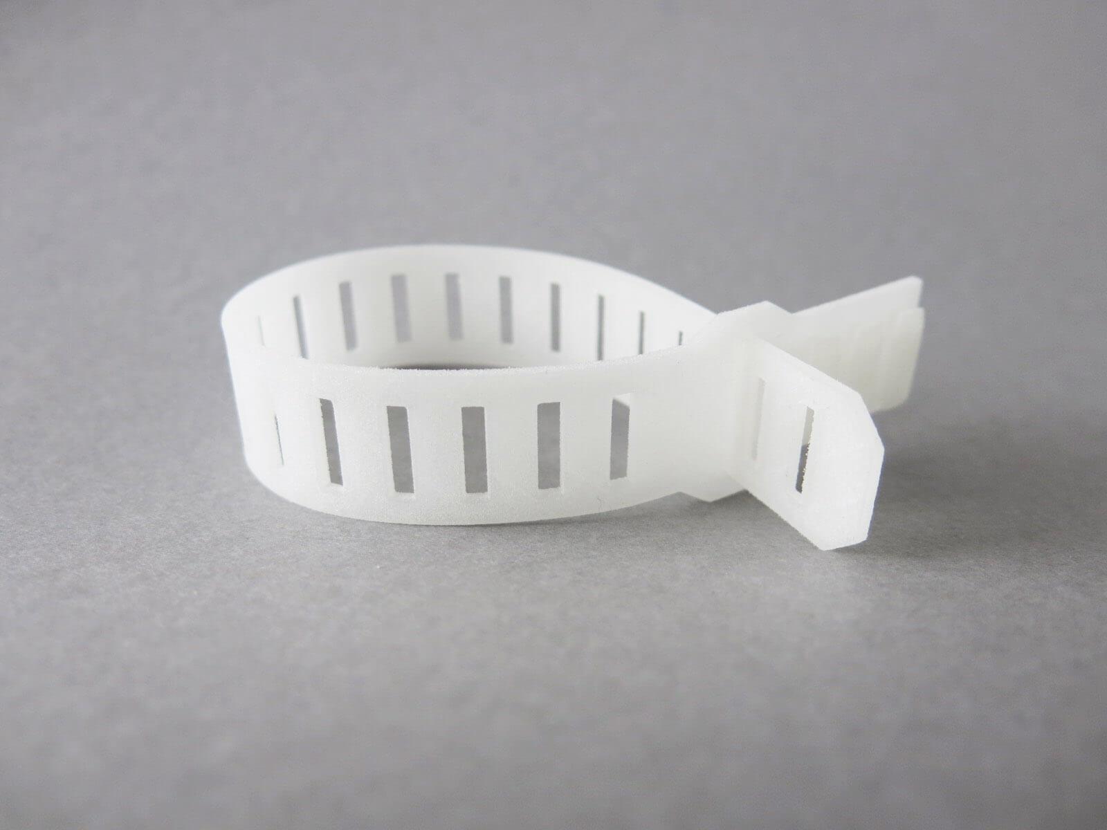 Flexible PEBA 2301 Plastics (SLS) 3d Printing