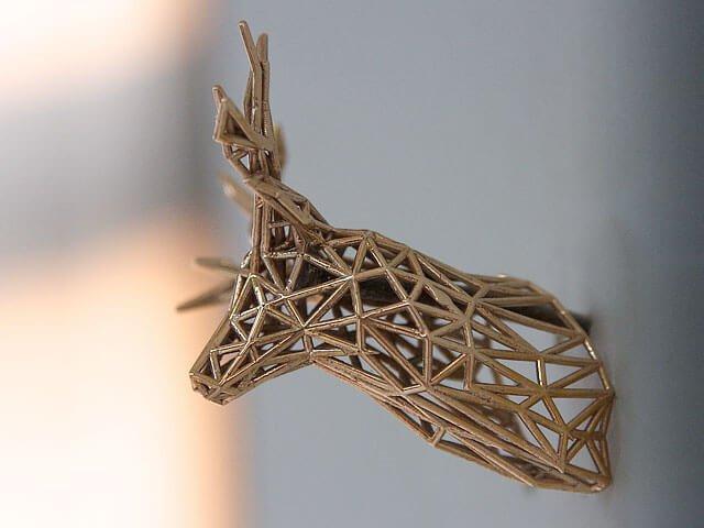 Bronze 3D Printing