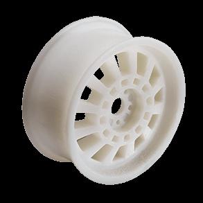 Vero White (Polyjet) 3D Printing
