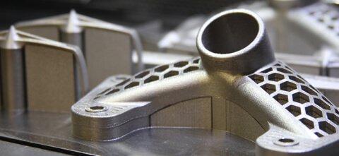 Titanium (DMLS) 3D Printing