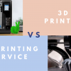 3D Printer Vs 3D Printing Services