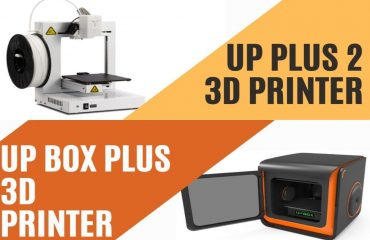 UP Plus 2 3D Printer vs Up Box Plus 3D Printer
