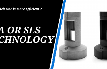 Difference between SLA and SLS Technology