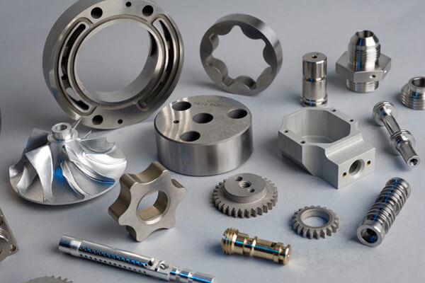 CNC machining industrial application