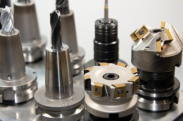 CNC milling drilling