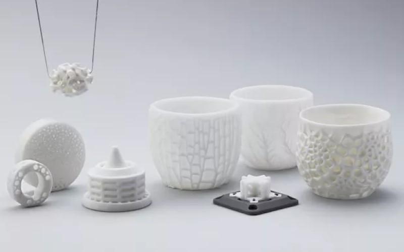 SLA 3D Printed Parts