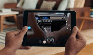 future of augmented reality in automobile industry