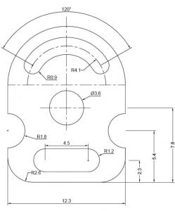 2d Cad Drawing - Zeal 3d Printing