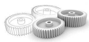 3d printed model design