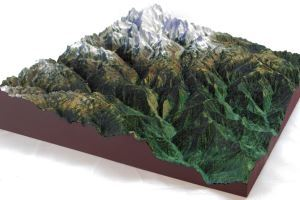 3d printed-topographical-models