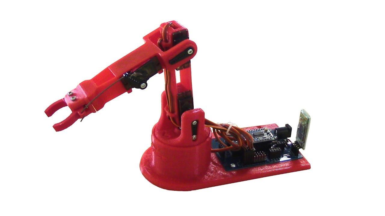 3d printing nano robots