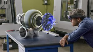 benefits of Augmented reality in automobile industry