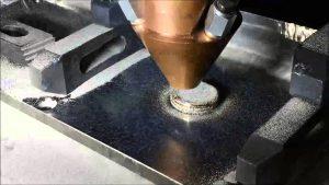 Minimum Wastage of metal 3d printing