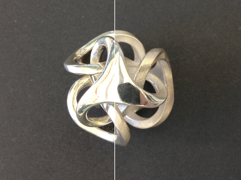 Silver 3D Printing services