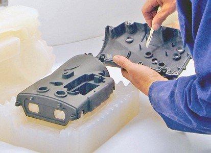 Precise vacuum moulding