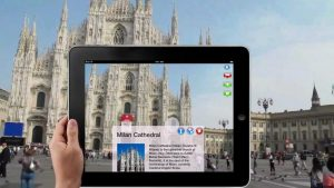 augmented reality travel agency